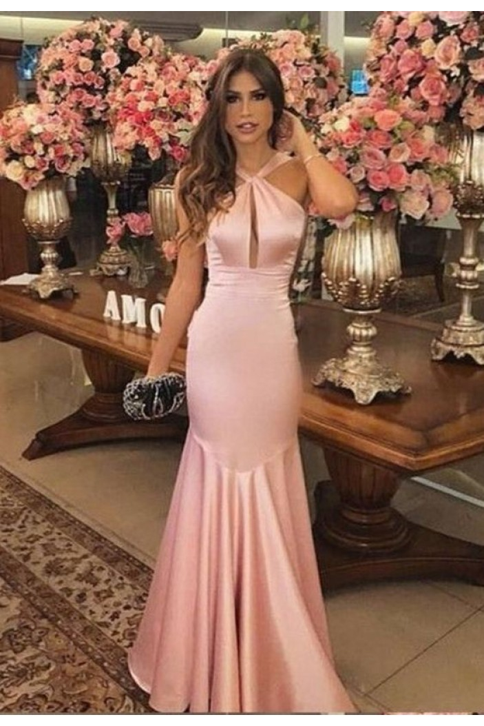 Mermaid Long Prom Dresses Formal Evening Gowns 6011073