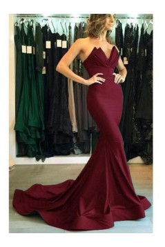 Mermaid Long Prom Dresses Formal Evening Gowns 6011133