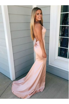 Simple Stunning Long Prom Dresses Formal Evening Gowns 6011155