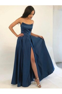 Simple Long Prom Dresses Formal Evening Gowns 6011166