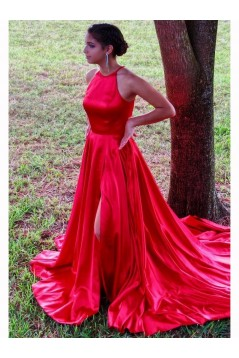 A-Line Long Prom Dresses Formal Evening Gowns 6011353