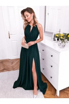 A-Line Long Prom Dresses Formal Evening Gowns 6011364