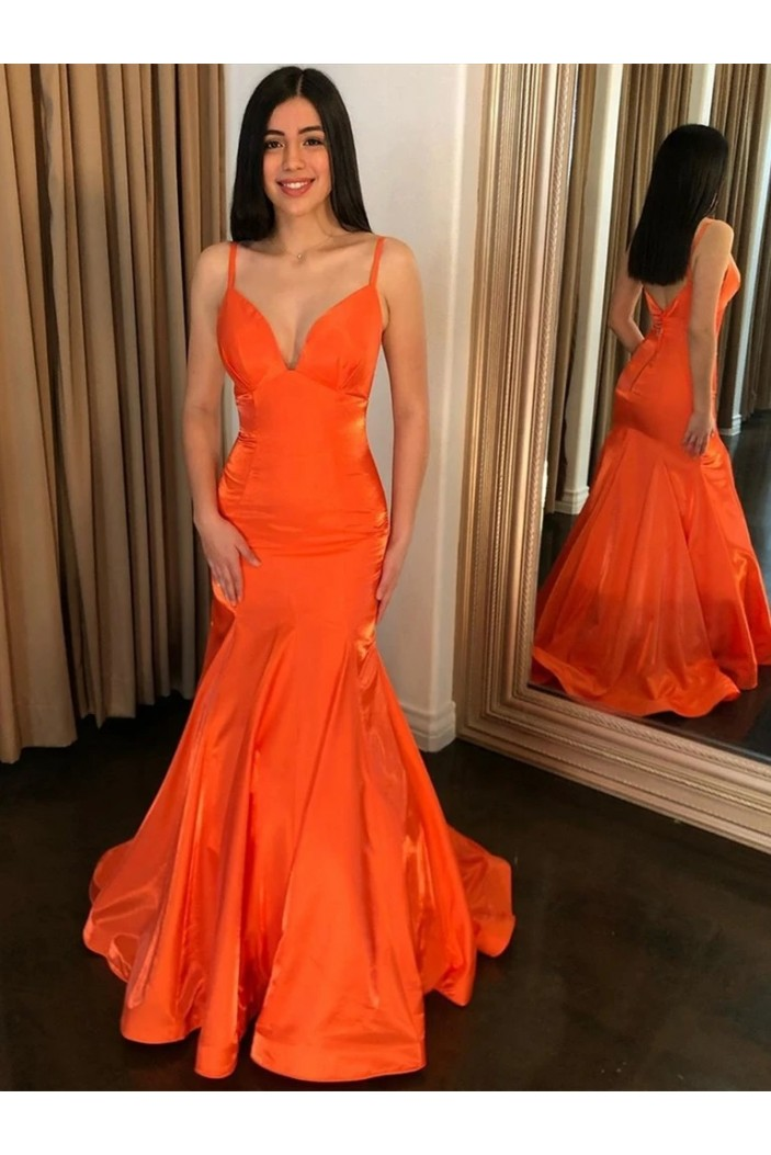 Mermaid Stunning Long Prom Dresses Formal Evening Gowns 6011483