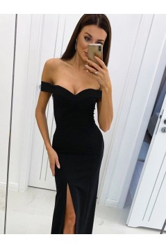 Simple Long Prom Dresses Formal Evening Gowns 6011508
