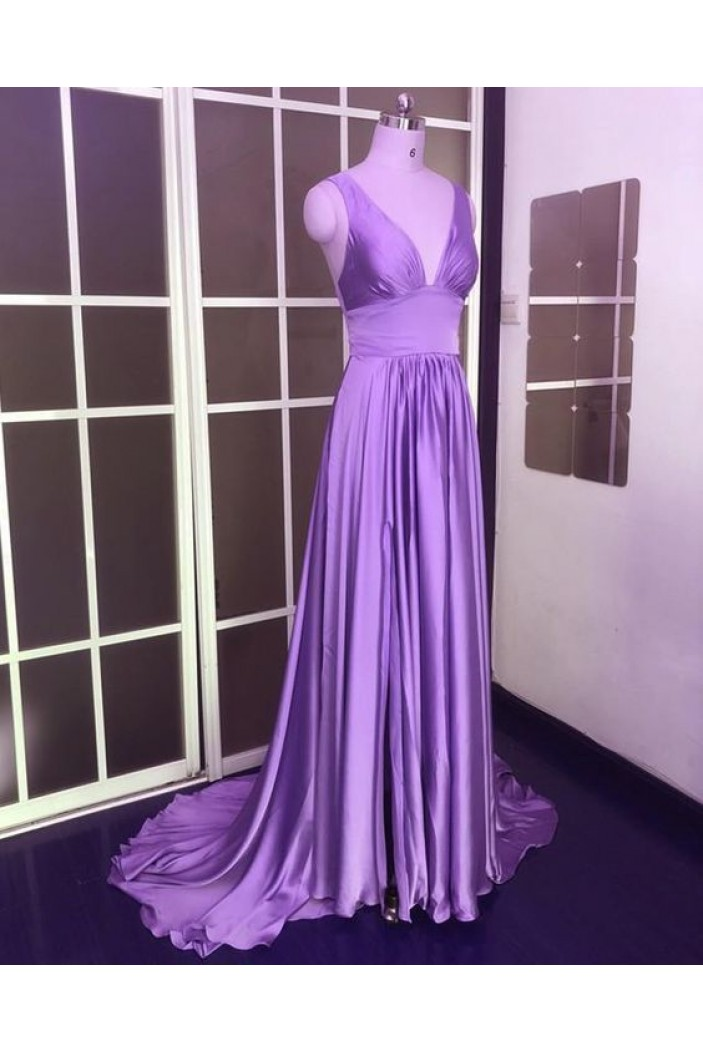 A-Line Long Prom Dresses Formal Evening Gowns 6011513