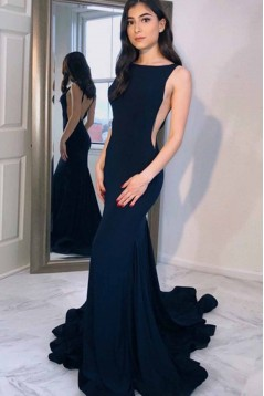 Mermaid Long Prom Dresses Formal Evening Gowns 601920