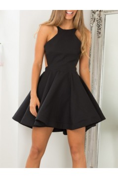 Short/Mini Backless Prom Dress Homecoming Dresses Graduation Party Dresses 701003