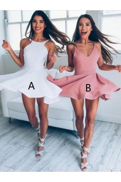 Short/Mini Backless Prom Dress Homecoming Dresses Graduation Party Dresses 701003