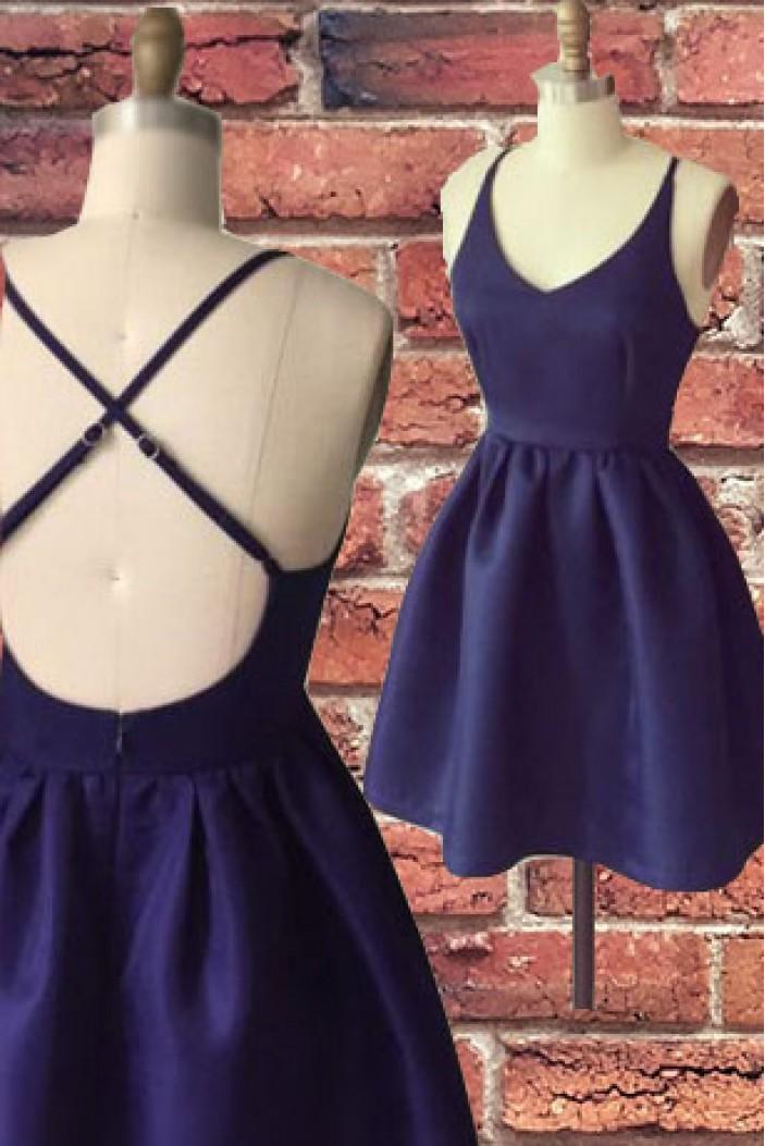 Short Prom Dress Homecoming Dresses Graduation Party Dresses 701004