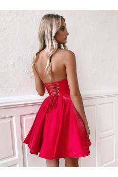 Short Prom Dress Homecoming Dresses Graduation Party Dresses 701040