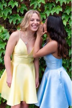 Short/Mini Prom Dress Homecoming Dresses Graduation Party Dresses 701050