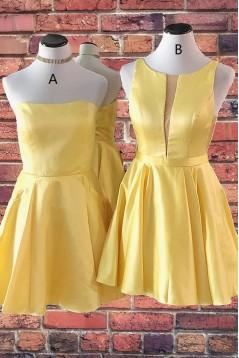 Short Prom Dress Homecoming Dresses Graduation Party Dresses 701056