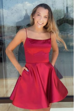 Short Prom Dress Homecoming Dresses Graduation Party Dresses 701069