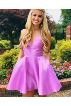 Cute Short Prom Dress Homecoming Graduation Cocktail Dresses 701095