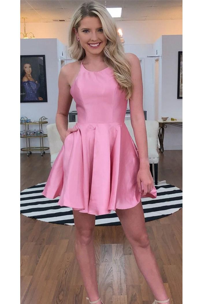 Short Prom Dress Homecoming Graduation Cocktail Dresses 701108