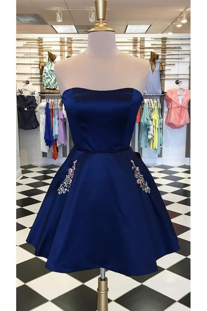 Short Prom Dress Homecoming Graduation Cocktail Dresses 701111