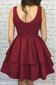 Short Prom Dress Homecoming Graduation Cocktail Dresses 701171