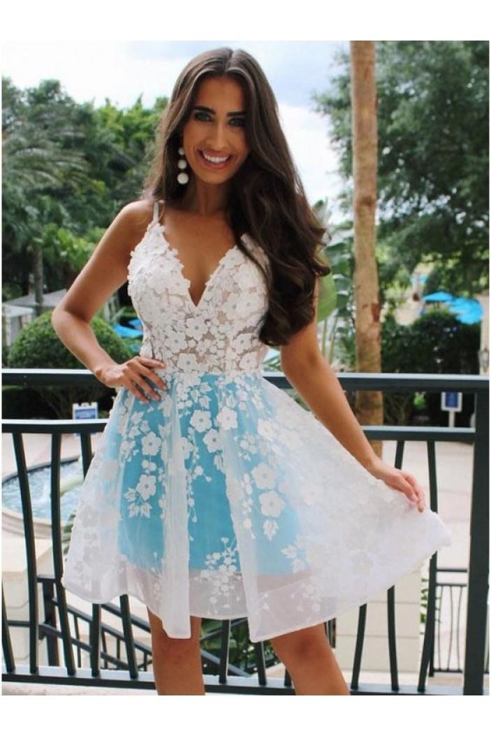 Short Prom Dress Homecoming Graduation Cocktail Dresses 701174