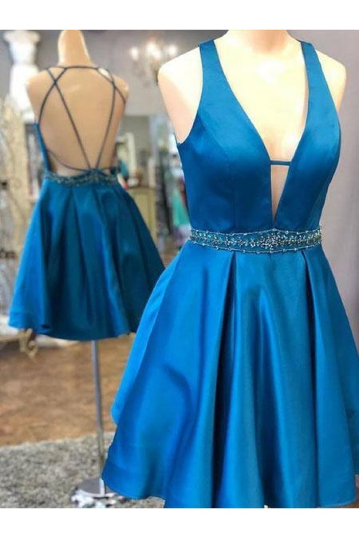Short Prom Dress Homecoming Graduation Cocktail Dresses 701227