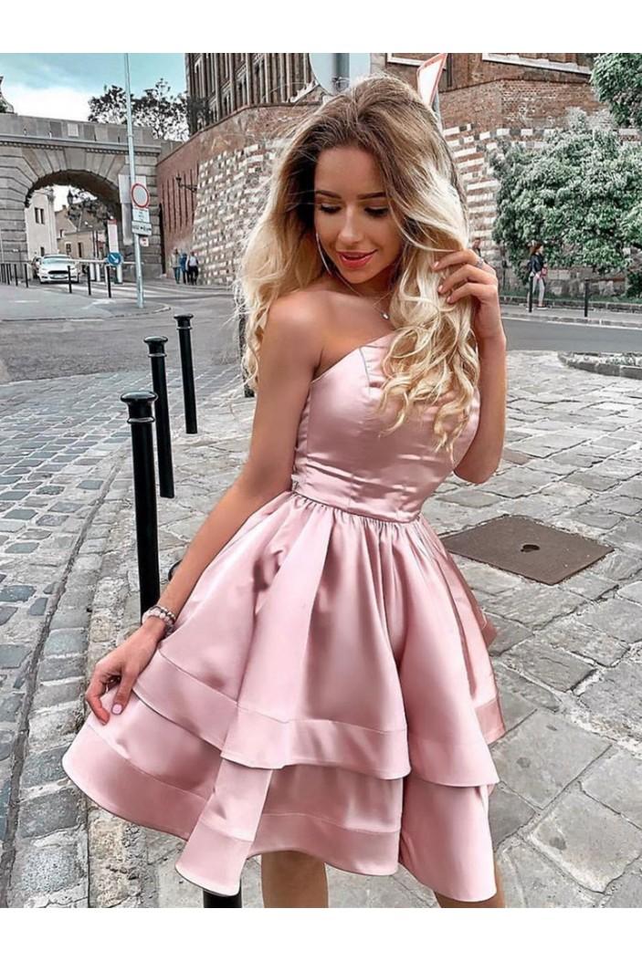 Short Prom Dress Homecoming Graduation Cocktail Dresses 701252
