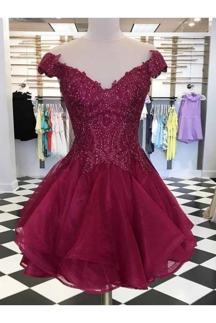 Short Prom Dress Homecoming Graduation Cocktail Dresses 701256