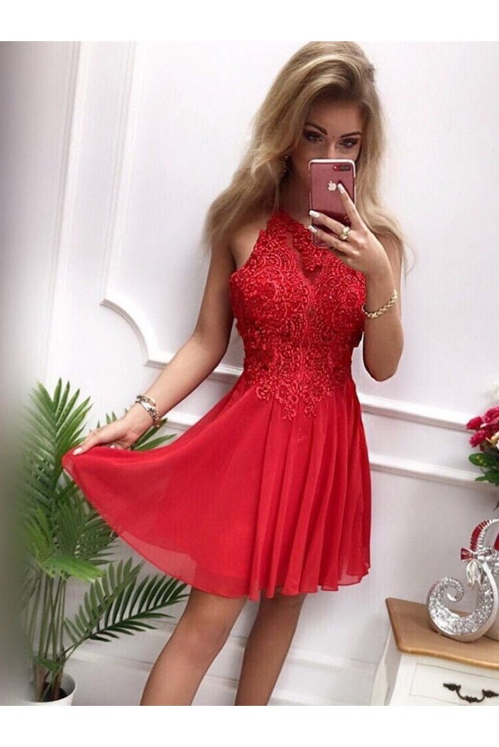 Short Prom Dress Homecoming Graduation Cocktail Dresses 701257