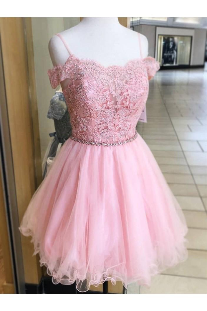Short Prom Dress Homecoming Graduation Cocktail Dresses 701267