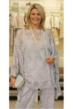 Elegant Lace Pant Suits Mother of the Bride Dresses 702022