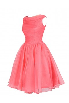 A-Line Short Bridesmaid Dresses/Wedding Party Dresses BD010198