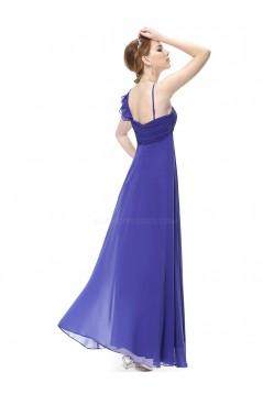 Empire Long Chiffon Bridesmaid Dresses/Evening Dresses/Maternity Dresses BD010281