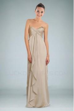 Empire Sweetheart Floor-Length Bridesmaid Dresses/Wedding Party Dresses/Maternity Dresses BD010462