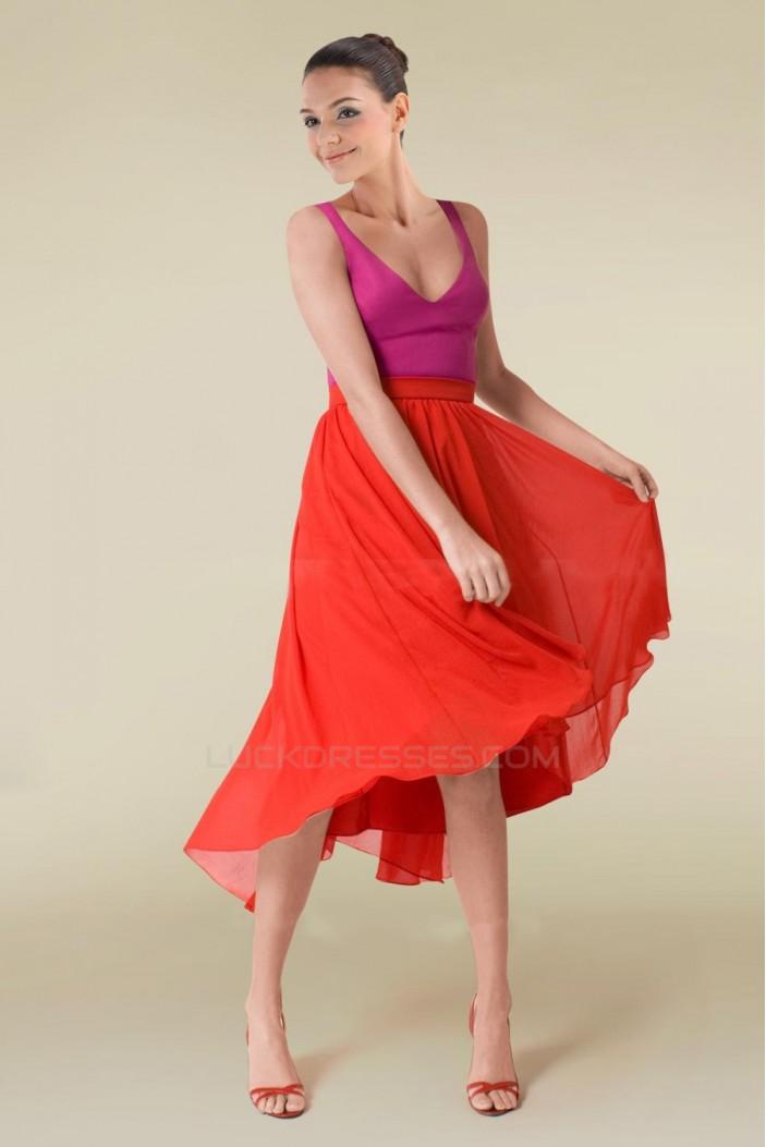 A-Line Short Bridesmaid Dresses/Wedding Party Dresses BD010471