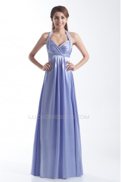Fantastic Halter Pleats Sheath/Column Bridesmaid Dresses Maternity Bridesmaid Dresses 02010152