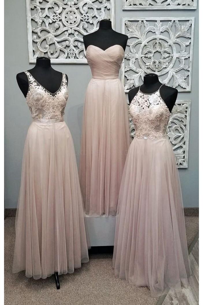 Long Lace Wedding Guest Dresses Bridesmaid Dresses 3010268