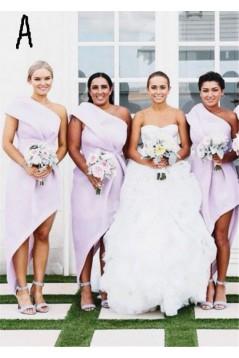 One-Shoulder Bridesmaid Dresses 3010322