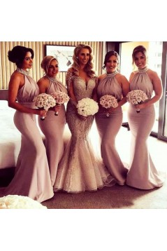 Long Mermaid Bridesmaid Dresses 3010354