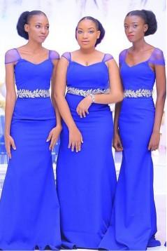 Mermaid Long Bridesmaid Dresses 3010393