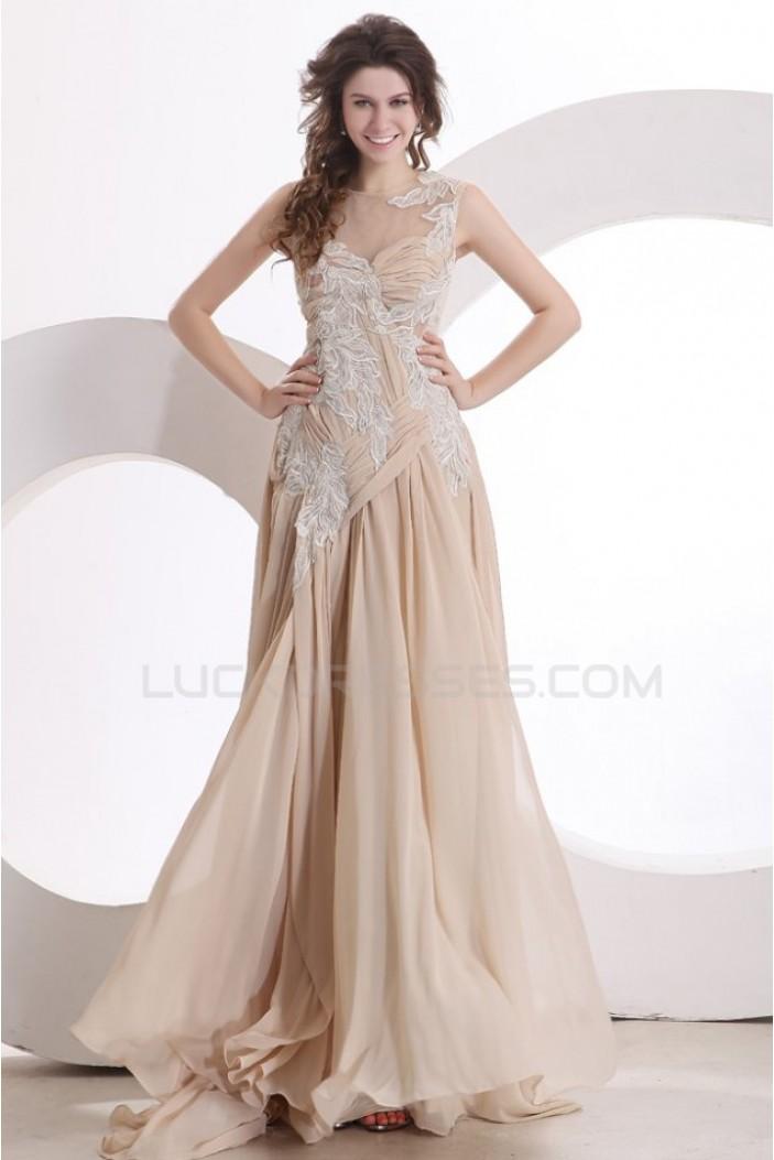 Sheath/Column Long Prom Evening Formal Party Dresses ED010038