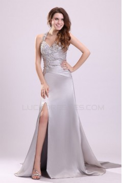 Long Beaded Prom Evening Formal Party Dresses ED010093