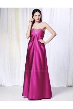 Empire Sweetheart Beaded Long Prom Evening Formal Dresses Maternity Dresses ED011007
