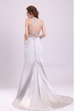 Long Beaded Prom Evening Formal Party Dresses ED010102