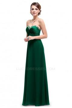 Empire Sweetheart Beaded Long Prom Evening Formal Maternity Dresses ED011631