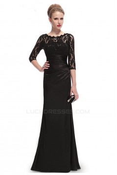 Sheath Long Lace Mother of the Bride Dresses Evening Formal Dresses ED011632