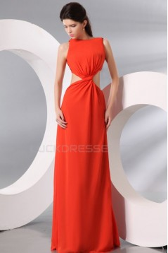 Long Chiffon Prom Evening Formal Party Dresses ED010183