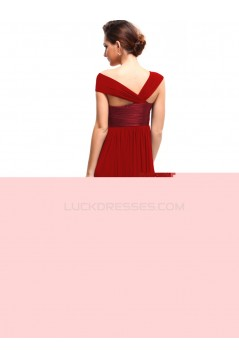 Long Red Prom Evening Formal Party Dresses/Maternity Evening Dresses ED010225