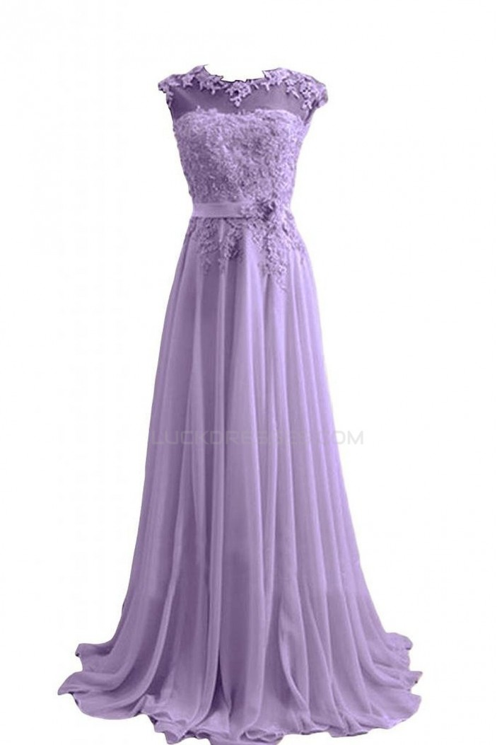 Long Chiffon Prom Evening Formal Party Dresses ED010241