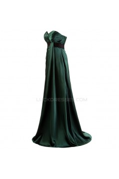 A-Line Sweetheart Long Purple Prom Evening Formal Party Dresses ED010340