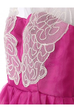 Short Pink Prom Evening Formal Party Dresses ED010365