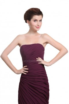 Strapless Short Prom Evening Formal Party Dresses ED010431