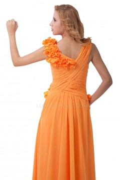 Long Chiffon Prom Evening Formal Party Dresses ED010502
